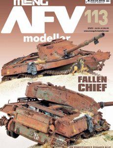 Meng AFV Modeller – Issue 113 – July-August 2020