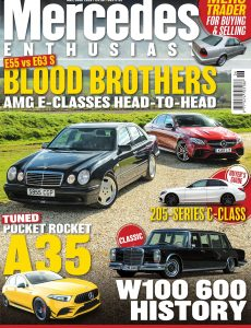 Mercedes Enthusiast – May-June 2020