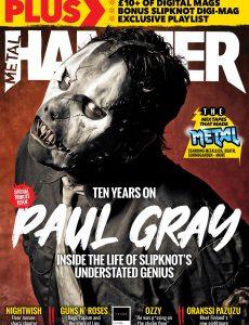 Metal Hammer UK – July 2020