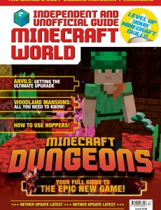 Minecraft World Magazine – June 2020