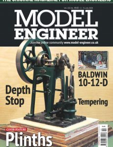 Model Engineer – Issue 4642 – 3 July 2020