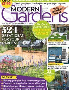 Modern Gardens – July 2020