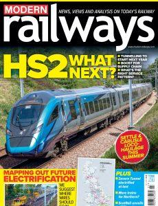 Modern Railways – July 2020