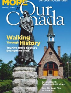 More of Our Canada – July 2020