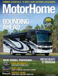 Motor Home – July 2020