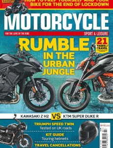 Motorcycle Sport & Leisure – Issue 718 – July 2020