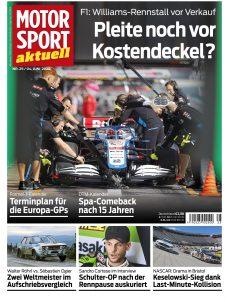 Motorsport Aktuell – 03  Juni 2020