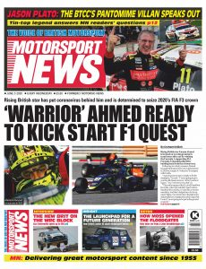 Motorsport News – June 03, 2020