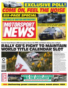 Motorsport News – June 17, 2020