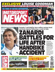 Motorsport News – June 24, 2020