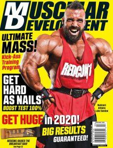 Muscular Development – February 2020