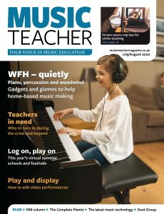 Music Teacher – July-August 2020