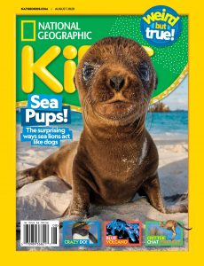 National Geographic Kids USA – August 2020
