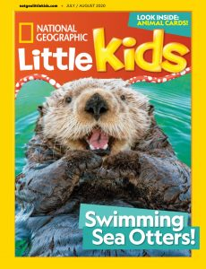 National Geographic Little Kids – July-August 2020