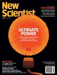 New Scientist – June 13, 2020