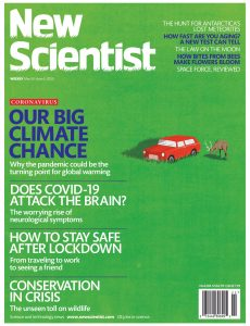 New Scientist – May 30, 2020