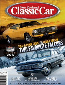 New Zealand Classic Car – July 2020