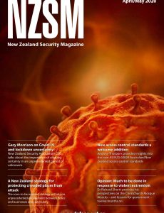 New Zealand Security Magazine – April-May 2020