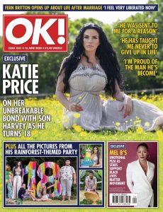 OK! Magazine UK – 15 June 2020