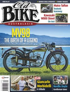 Old Bike Australasia – May 31, 2020