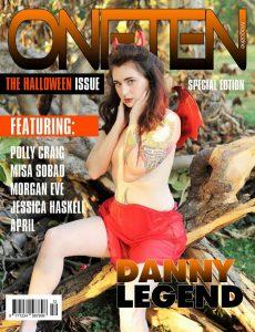 Oneten – The Halloween Issue 2019