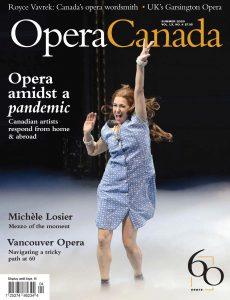 Opera Canada – Summer 2020