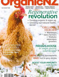 Organic NZ – July-August 2020