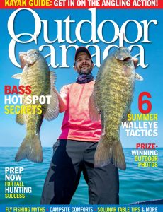 Outdoor Canada – July-August 2020