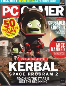 PC Gamer UK – Issue 345, July 2020