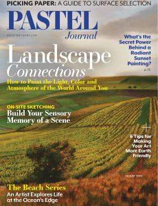 Pastel Journal – August 2020