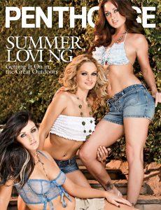 Penthouse USA – Summer Loving – June 2013