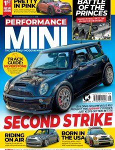 Performance Mini – August-September 2020