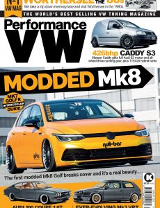 Performance VW – August 2020