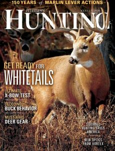 Petersen's Hunting – August 2020