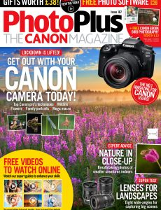 PhotoPlus The Canon Magazine – Issue 167, 2020