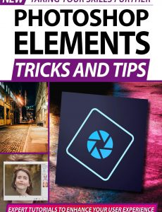 Photoshop Elements, tricks and tips – 2nd Edition 2020