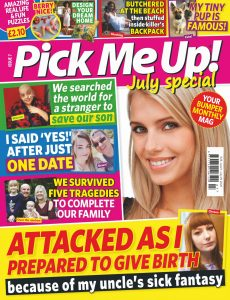 Pick Me Up! Special – 01 July 2020