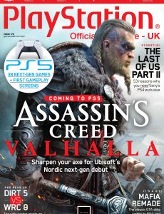 PlayStation Official Magazine UK – July 2020