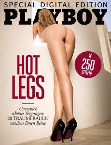 Playboy Germany Special Digital Edition – Hot Legs – 2020