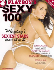 Playboy Germany Special Edition Girls – Top 100 – 2010