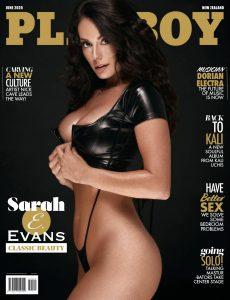 Playboy New Zealand – June 2020
