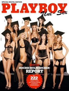 Playboy Special Edition Germany – Uni-Sex 2015