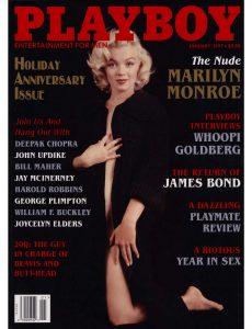 Playboy USA – January 1997