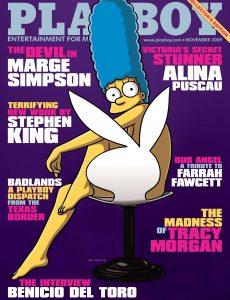 Playboy USA – November 2009