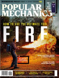 Popular Mechanics South Africa – July-August 2020