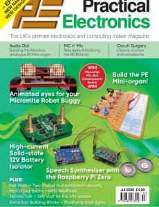 Practical Electronics – July 2020