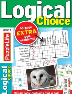 PuzzleLife Logical Choice – 11 June 2020