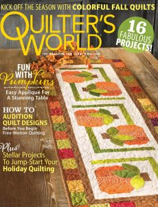 Quilter's World – June 2020