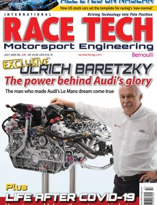 Race Tech – July 2020