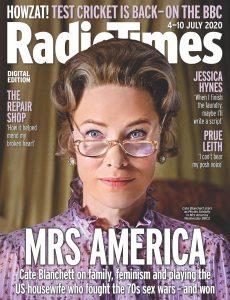 Radio Times – 04 July 2020